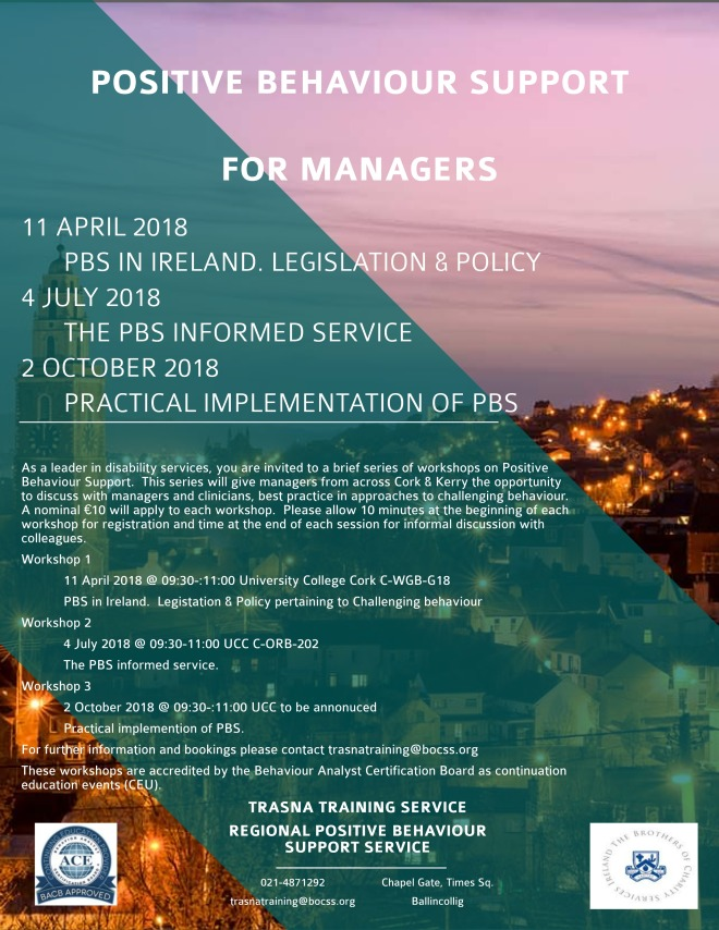 PBS for managers